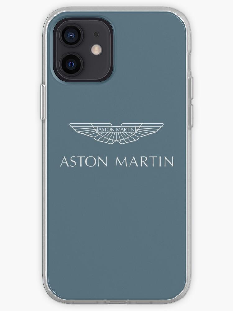 Aston Martin Racing Logo Iphone Hülle Cover Von Aerofan Redbubble