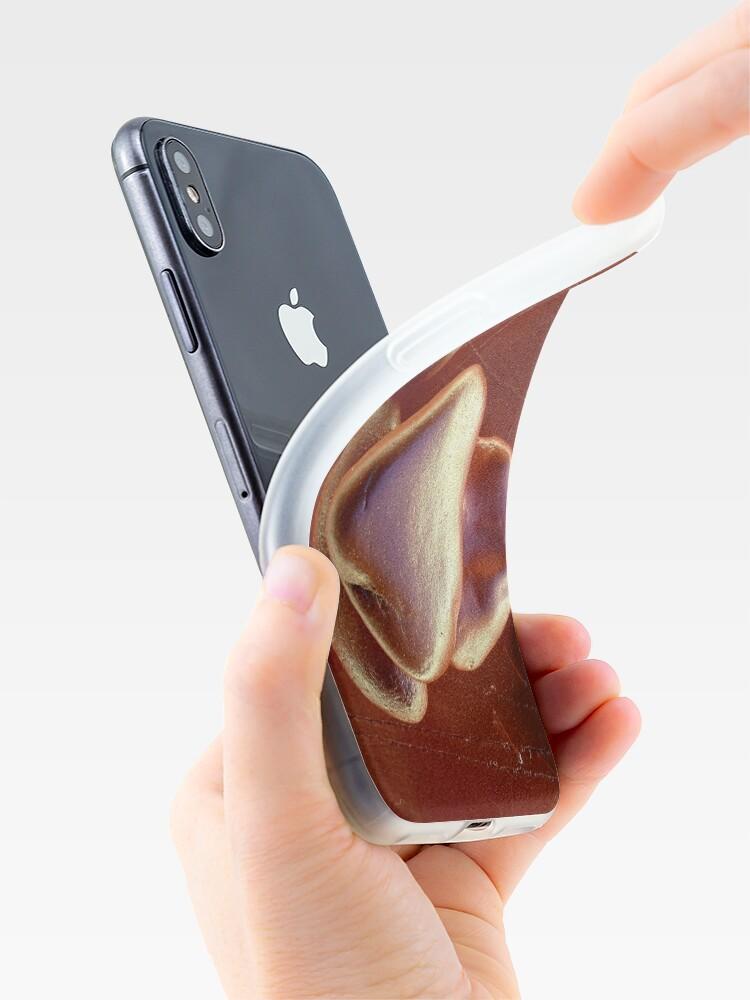 Alternate view of Stones iPhone Case