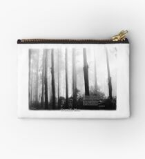 Misty Mountain Ash Sherbrooke Forest Studio Pouch