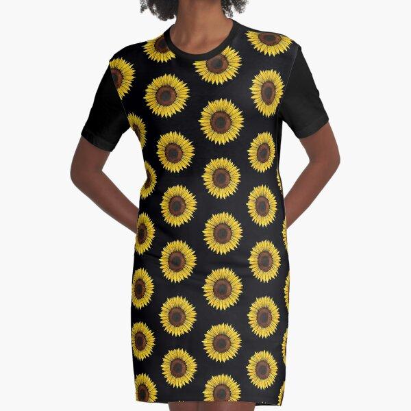Saturday Graphic T-Shirt Dress