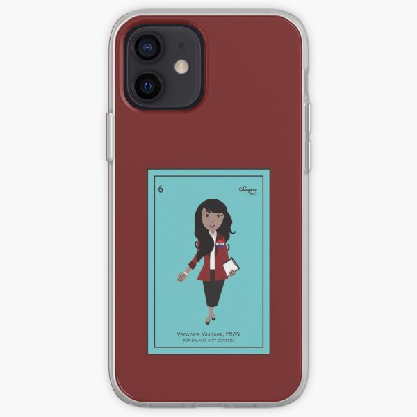La Candidata Council iPhone Soft Case