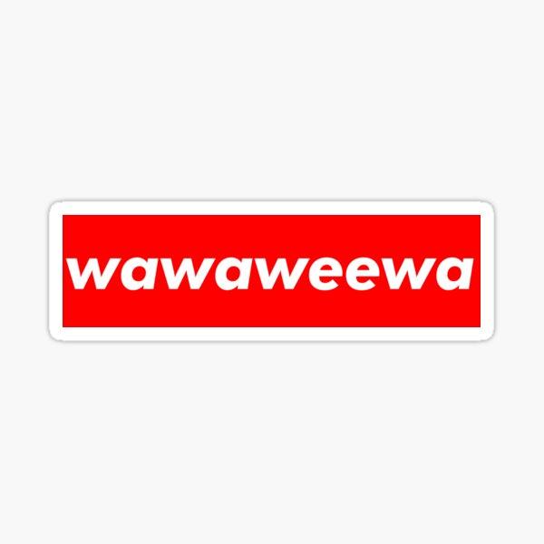 Borat wawaweewa Sticker