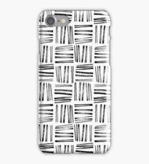 Checkerboard pattern iPhone Case/Skin