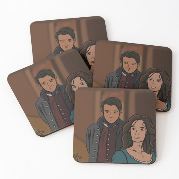 Quite the team one day Coasters (Set of 4)