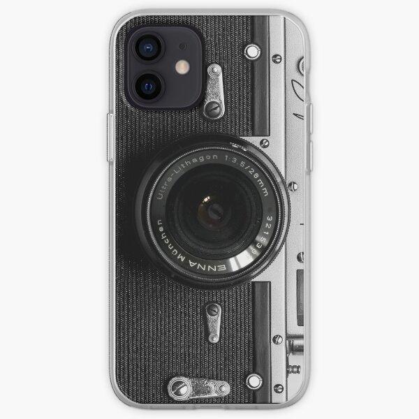 Retro camera   vintage nostalgia   V01 iPhone Soft Case