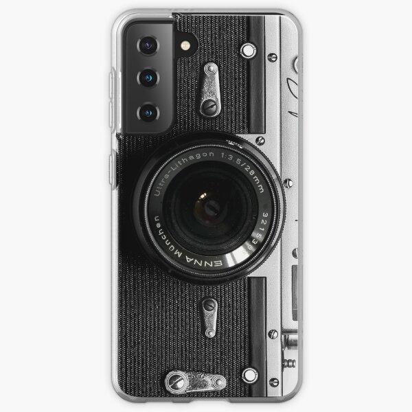 Retro camera | vintage nostalgia | V01 Samsung Galaxy Soft Case