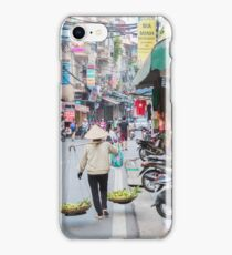 Hanoi Old Quarter,Vietnam iPhone Case/Skin