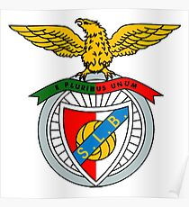 benfica 1 Poster