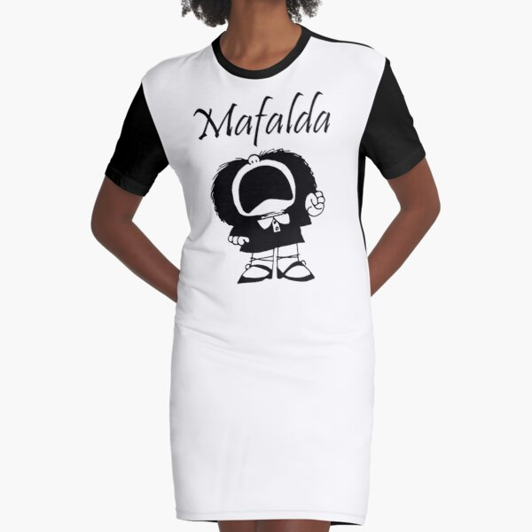 Mafalda Vestido camiseta