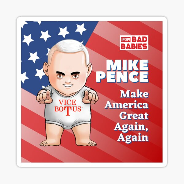 Republican Mike Pence Sticker