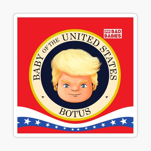 Republican Donald Trump 3 Sticker