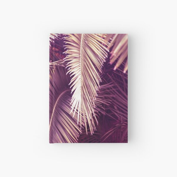 Electric Palms Hardcover Journal