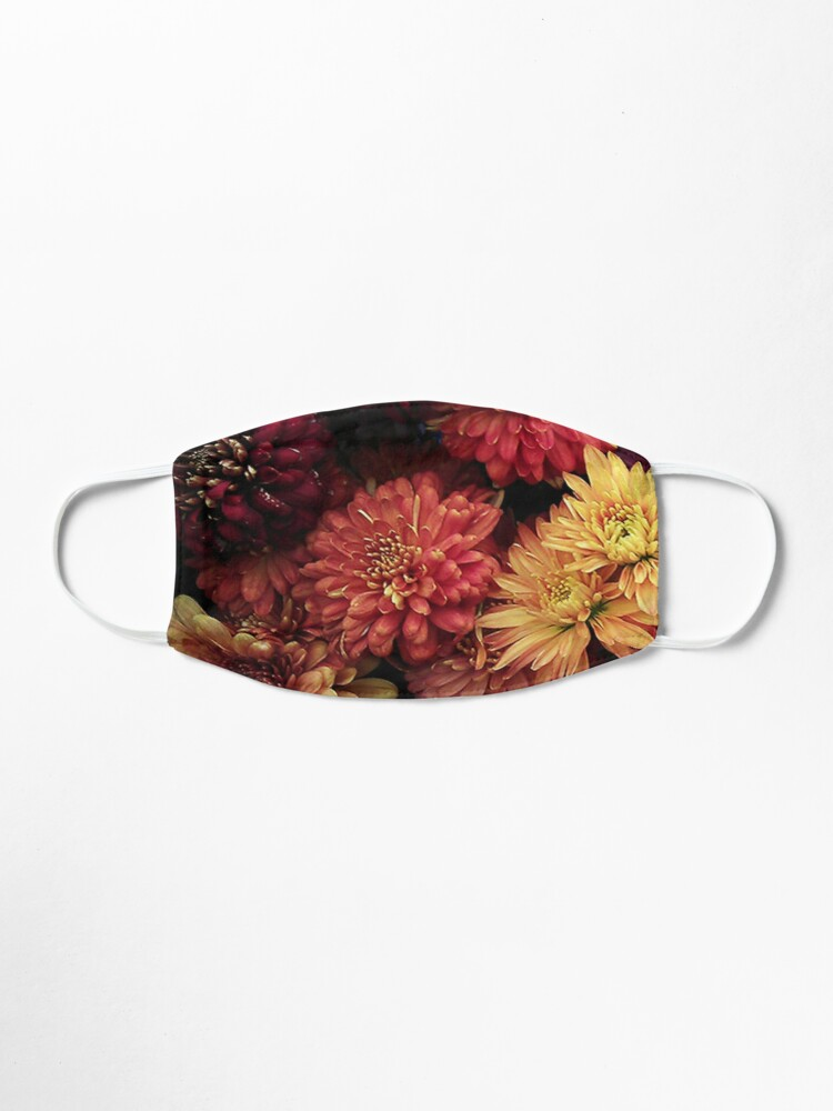 Alternate view of Floral Mask Mask