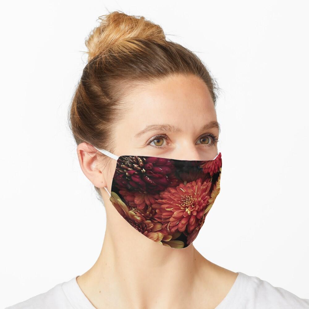 Floral Mask Mask