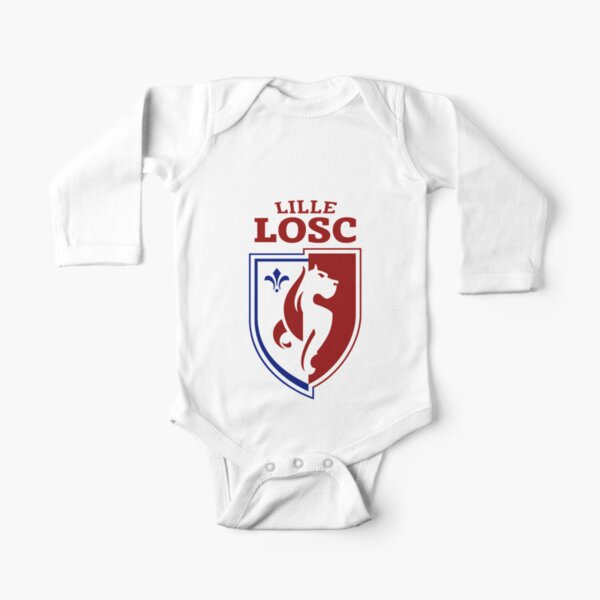lille losc 1 Body manches longues