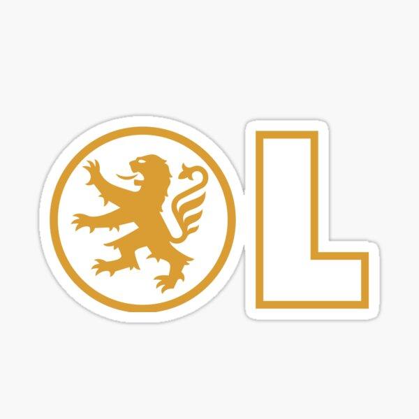 Lyon 1 Sticker