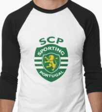 sporting lisbon Men's Baseball ¾ T-Shirt