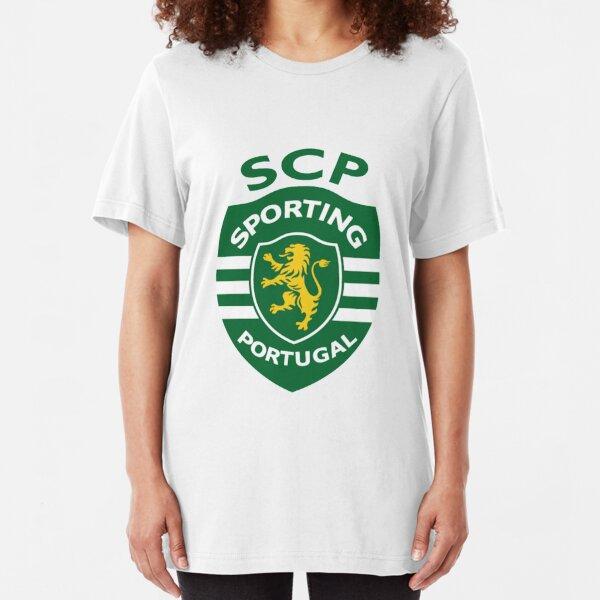 sporting lisbon Slim Fit T-Shirt