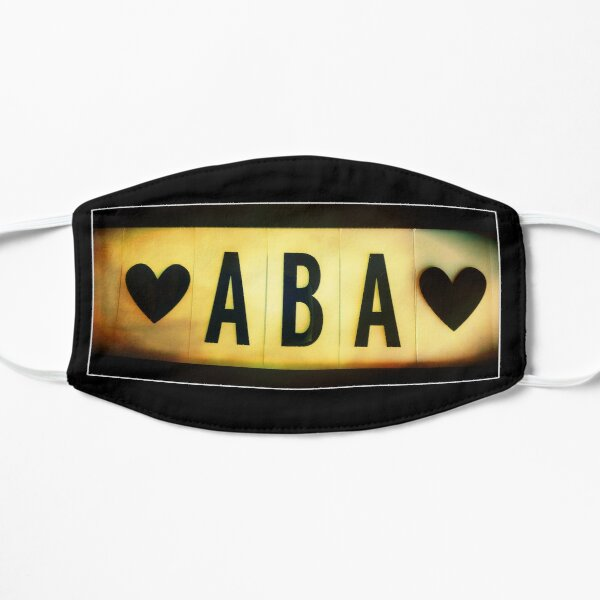 Father in Hebrew, Dad in Hebrew, Aba Mask