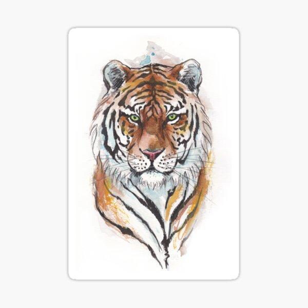 Tigre Sticker