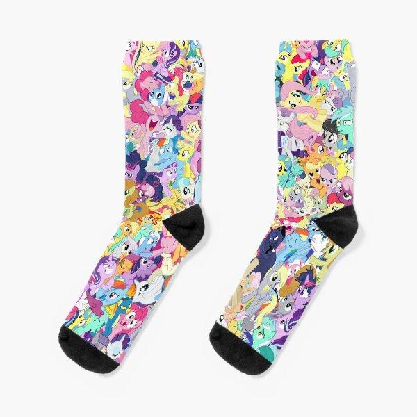 Everypony Mess Socks