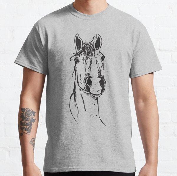 Horse head Classic T-Shirt