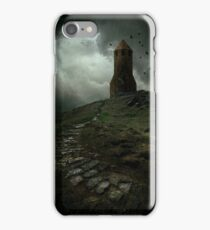 The forgotten tower iPhone Case/Skin