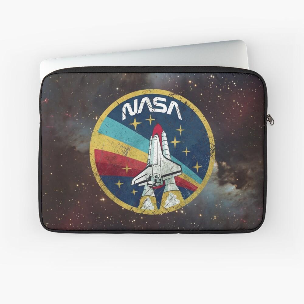 Nasa Vintage Colors V01 Laptop Sleeve