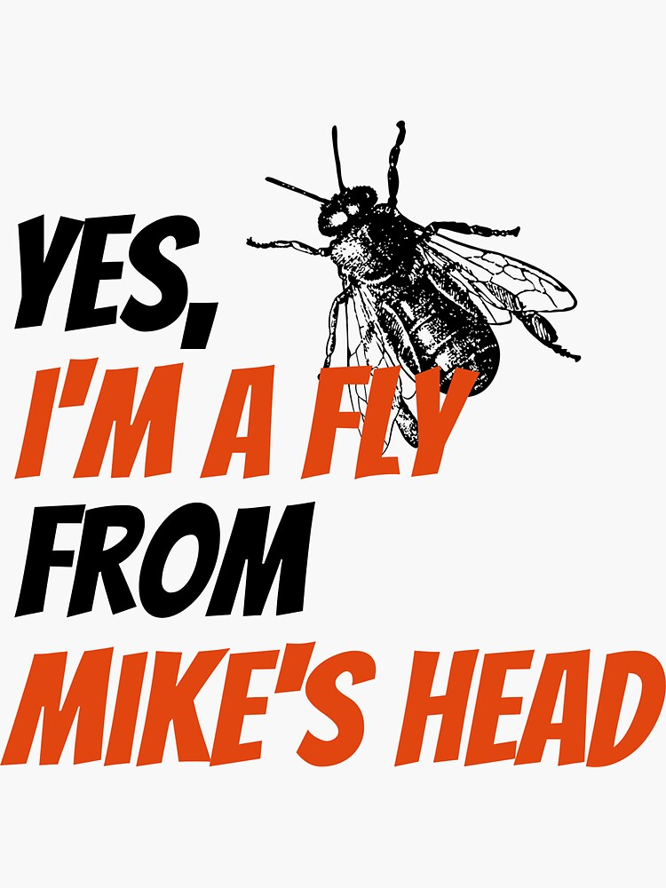 Fly from Mike's head by ds-4