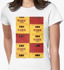 Cisk Women's Fitted T-Shirt