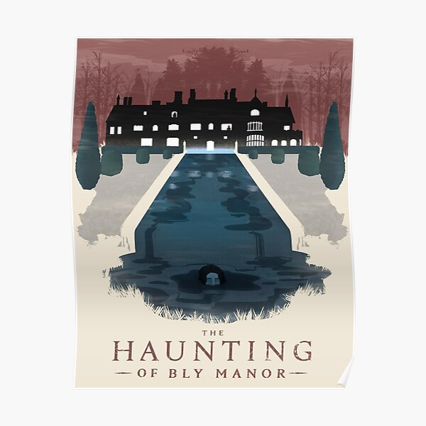 Bly Manor Scenic View Poster