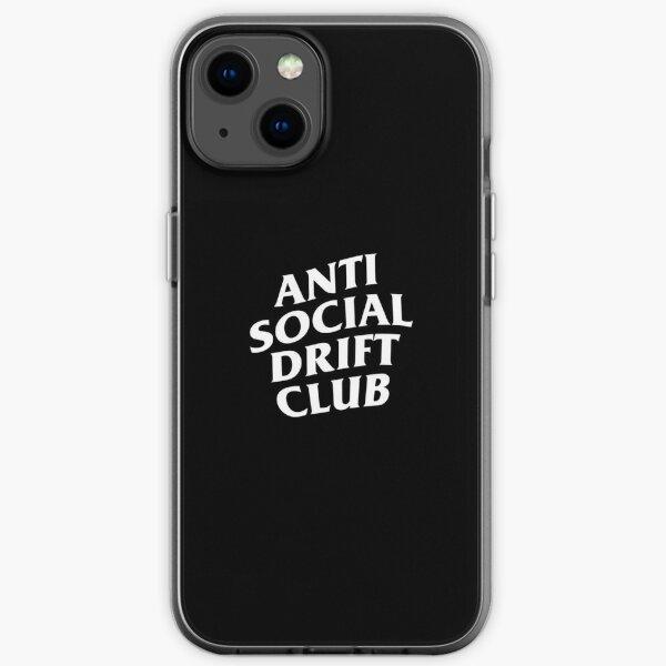 Anti Social Drift Club iPhone Flexible Hülle