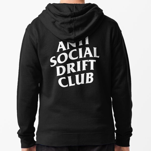 Anti Social Drift Club Kapuzenjacke
