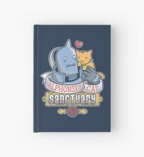 Alphonse's Cat Sanctuary Hardcover Journal