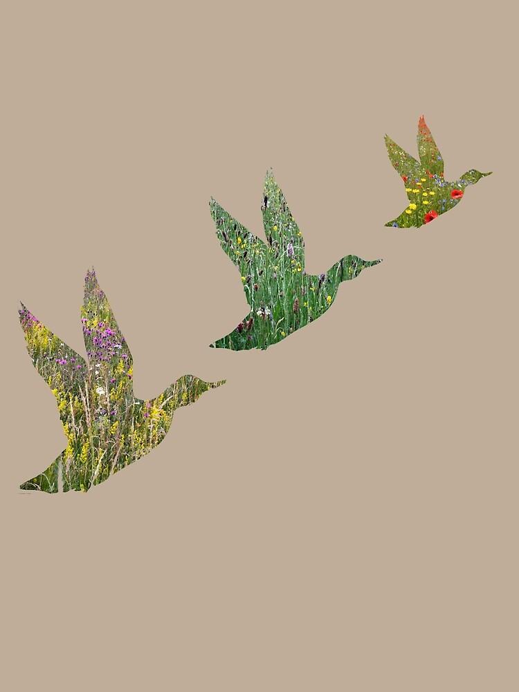 Nature Flies by rachsymonds