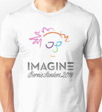 Imagine Bernie Shirt and Fundraising Gear T-Shirt