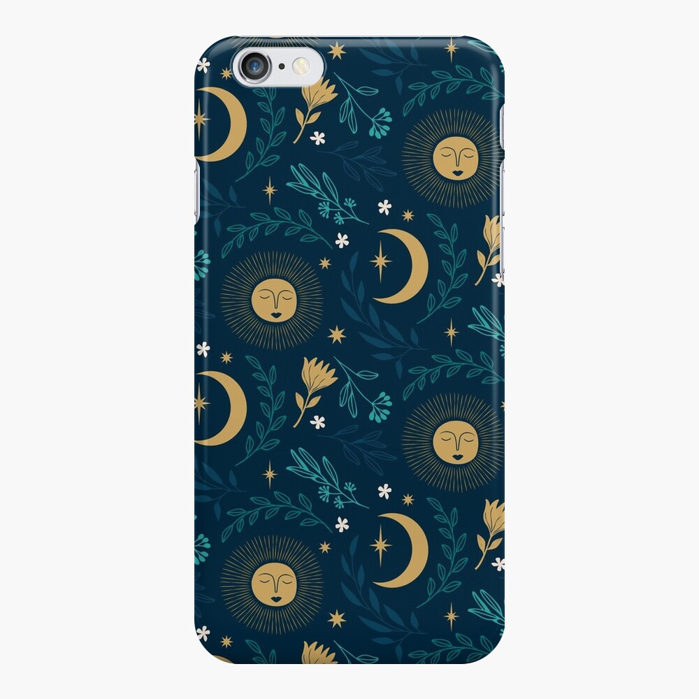 celestial scatter iPhone Case & Cover