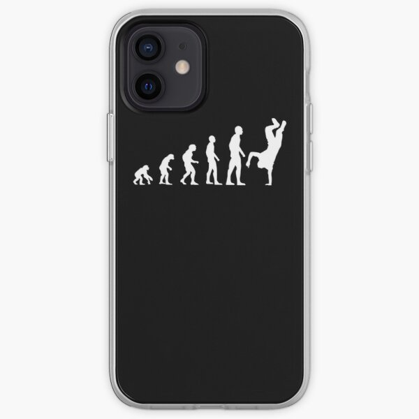 Breakdance Hip Hop Dance Street Dance Gift iPhone Soft Case