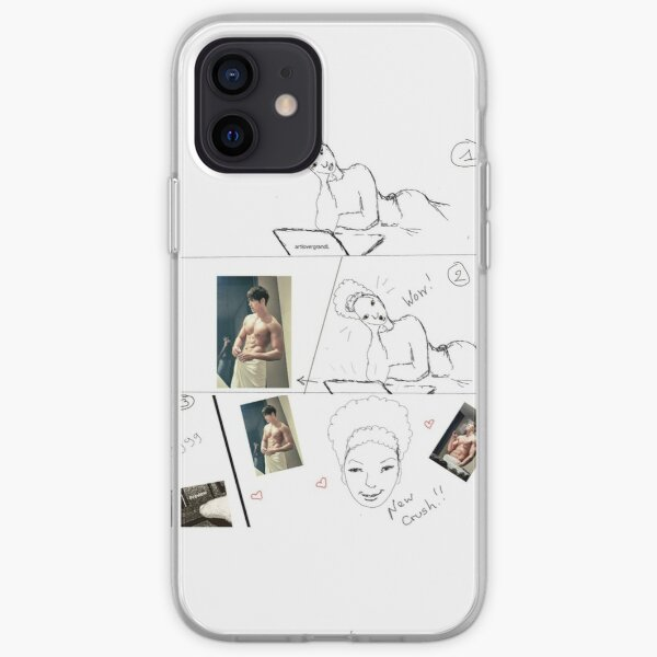 A k-fan's life! iPhone Soft Case