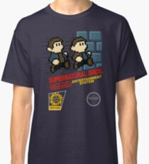 Supernatural Bros. Box Art Classic T-Shirt