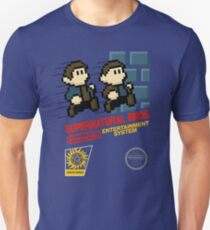 Supernatural Bros. Box Art Unisex T-Shirt