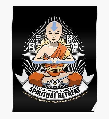 Spiritual Retreat Poster