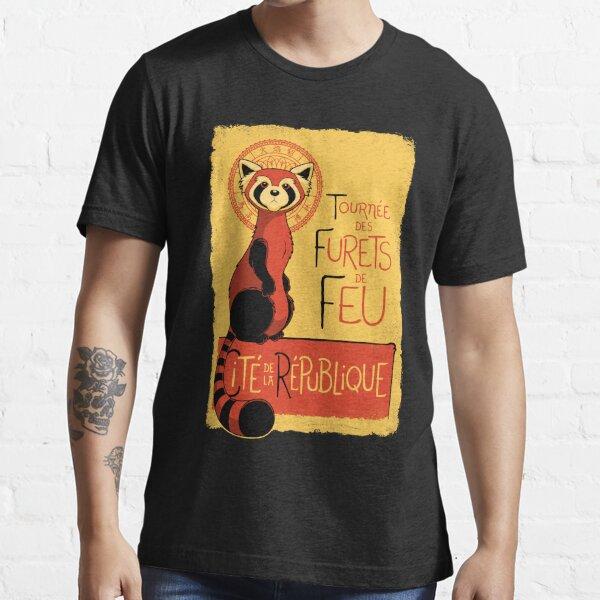 Les Furets de Feu Essential T-Shirt