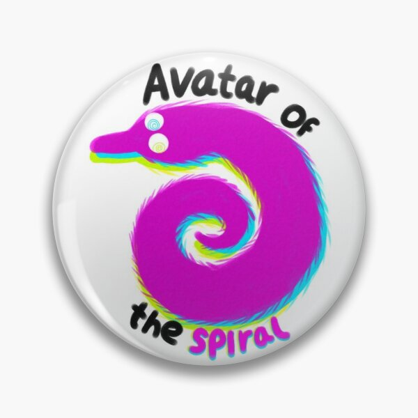 Spiral worm words Pin