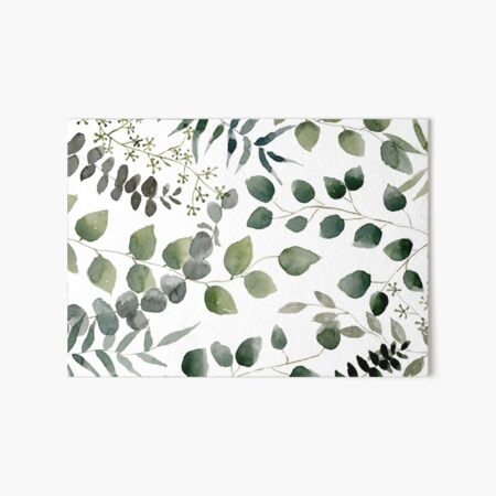 Eucalyptus Multi Art Board Print