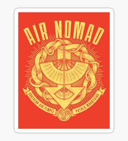 Avatar Air Nomad Sticker