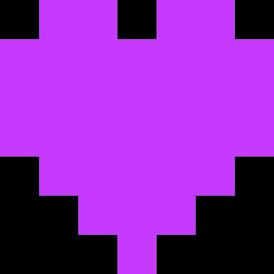 """Broken Pixels: Perseverance Pixel Heart"""" By ABrokenPixel"""