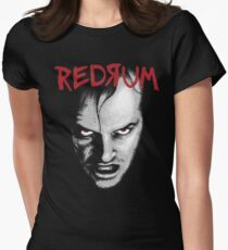Redrum Women's Fitted T-Shirt