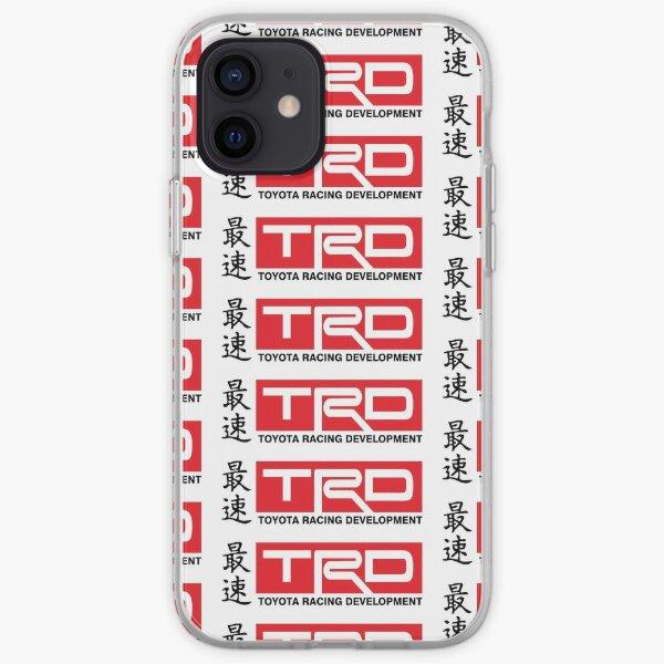 Toyota Racing Developments JDM Classic iPhone Soft Case