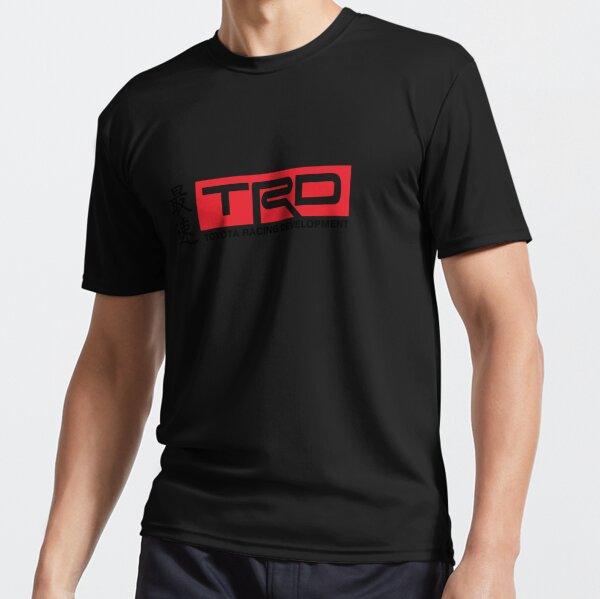 Toyota Racing Developments JDM Classic Active T-Shirt